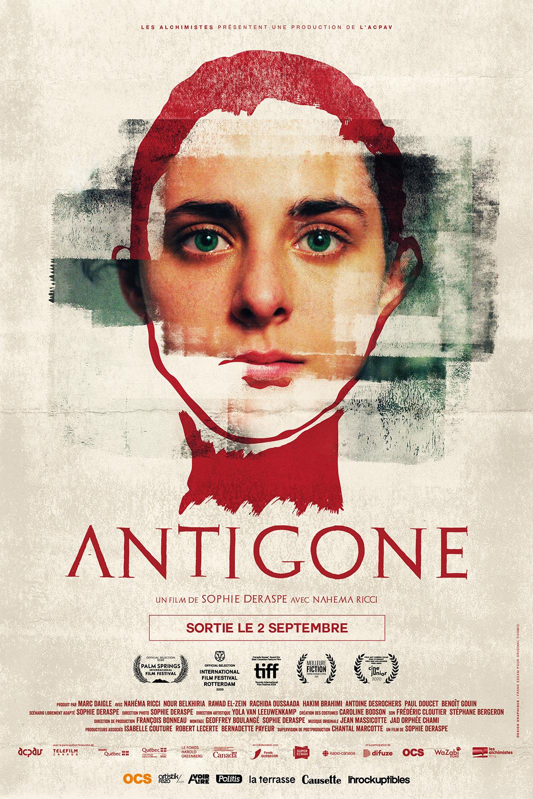 Antigone streaming