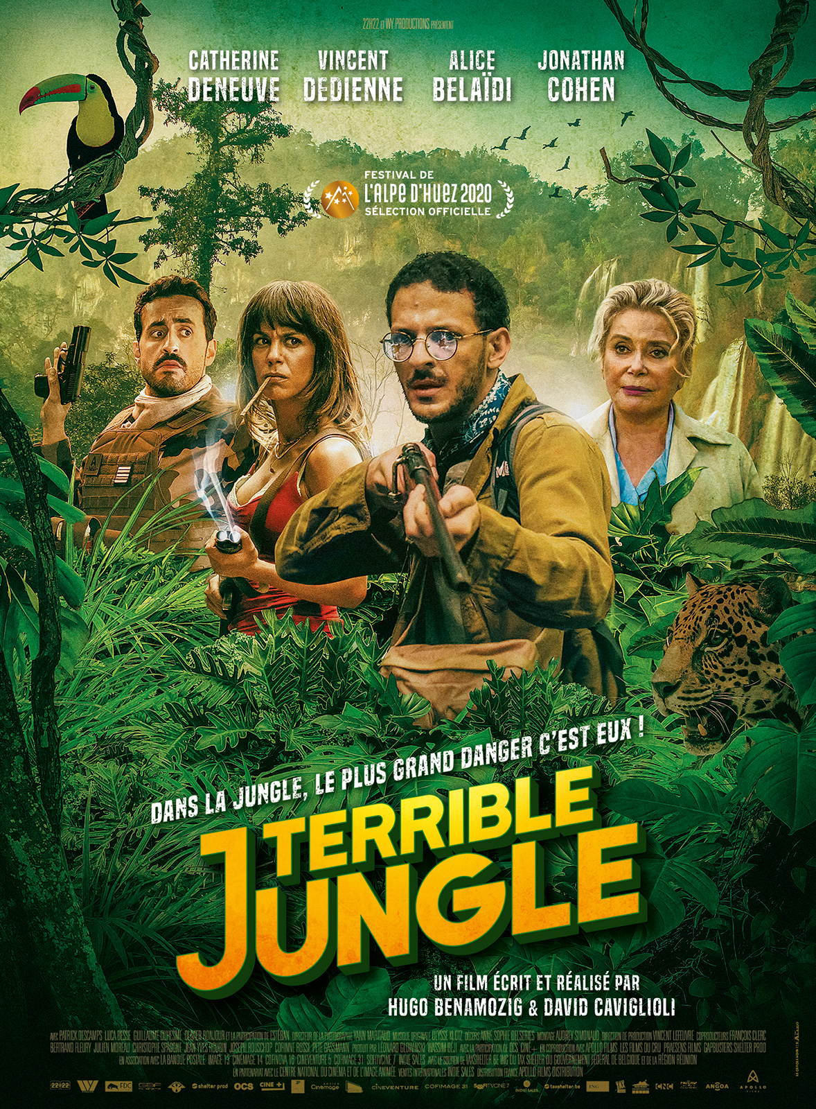 Terrible Jungle streaming
