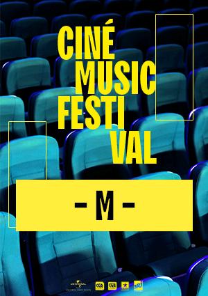 """Ciné Music Festival:M- Autour de """" Il(s) """" - 2013"""