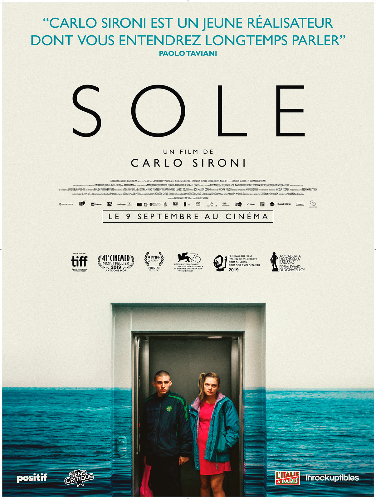Sole streaming