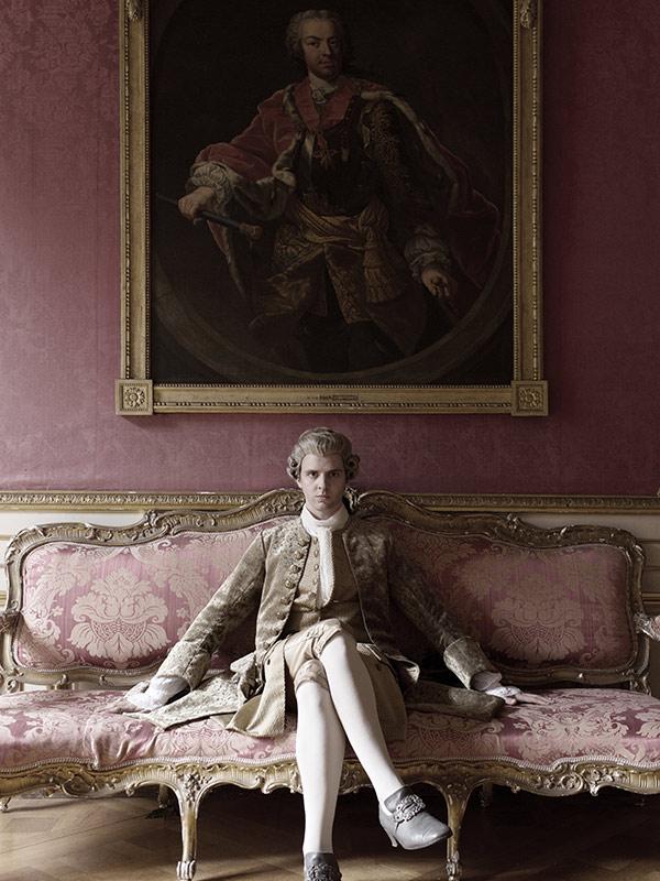 42 - Les Aventures du jeune Voltaire