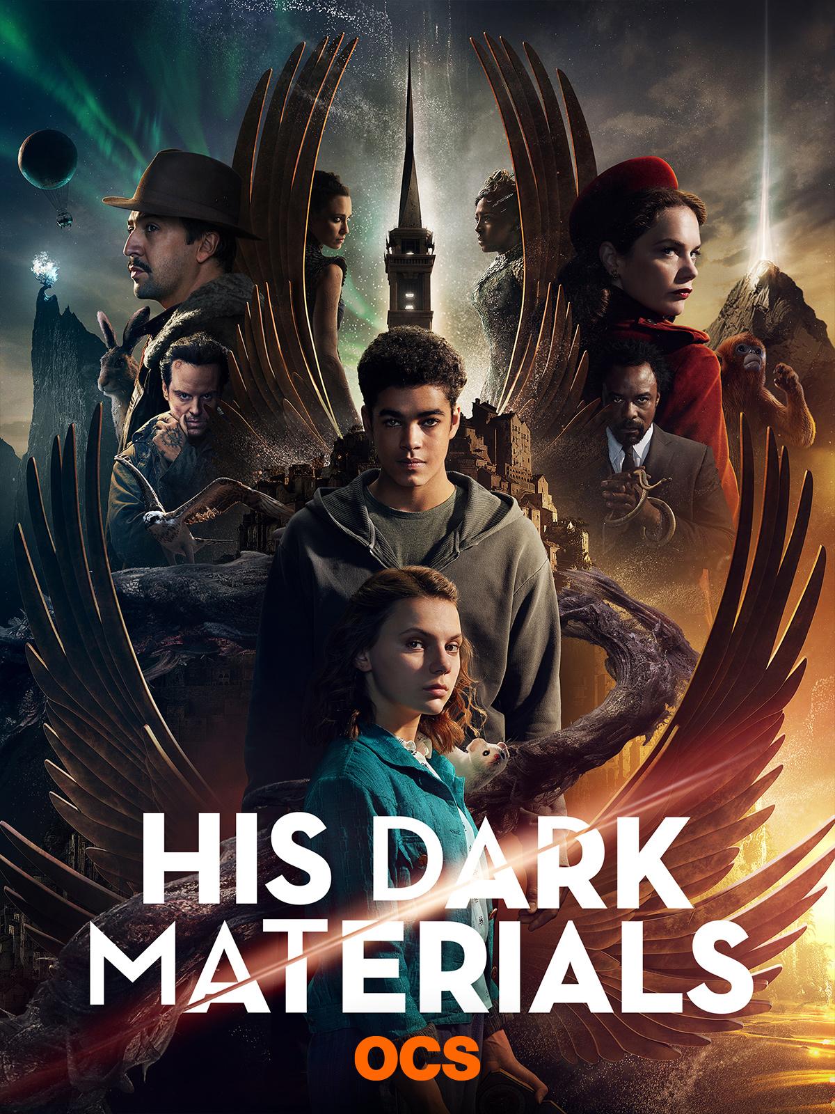 25 - His Dark Materials : À la croisée des mondes