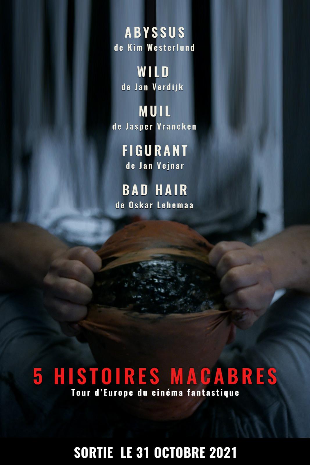 5 Histoires Macabre