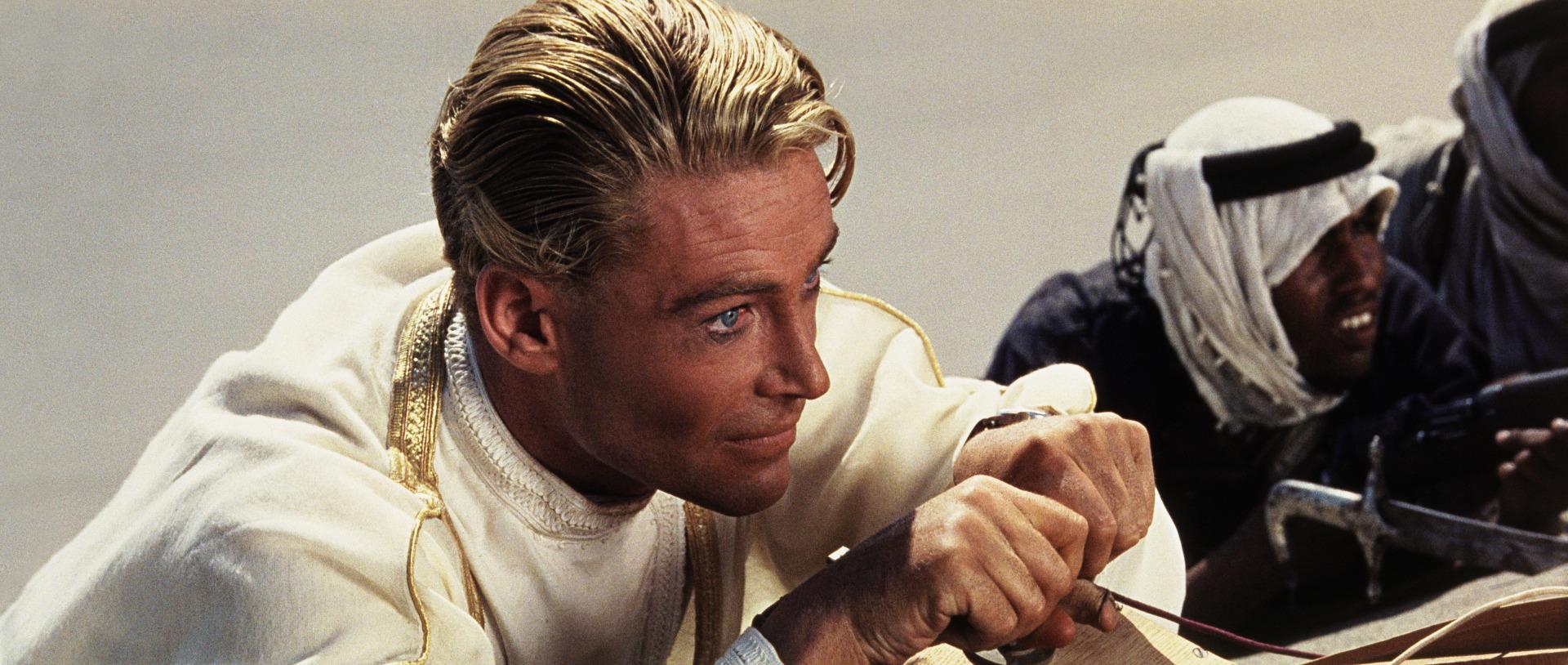 Photo du film Lawrence d'Arabie - Photo 1 sur 16 - AlloCiné Alec Guinness
