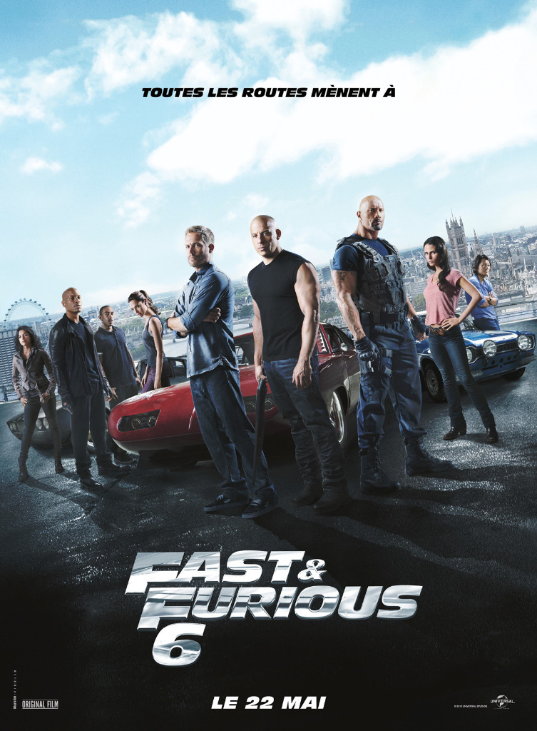 [MULTI] Fast & Furious 6  [DVDRIP LD] [FRENCH]