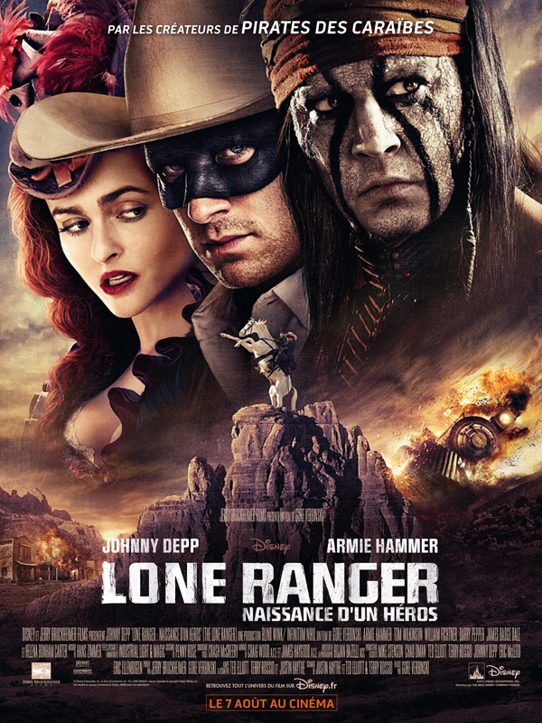 [Multi] The Lone Ranger 2013 FRENCH READNFO TS XViD