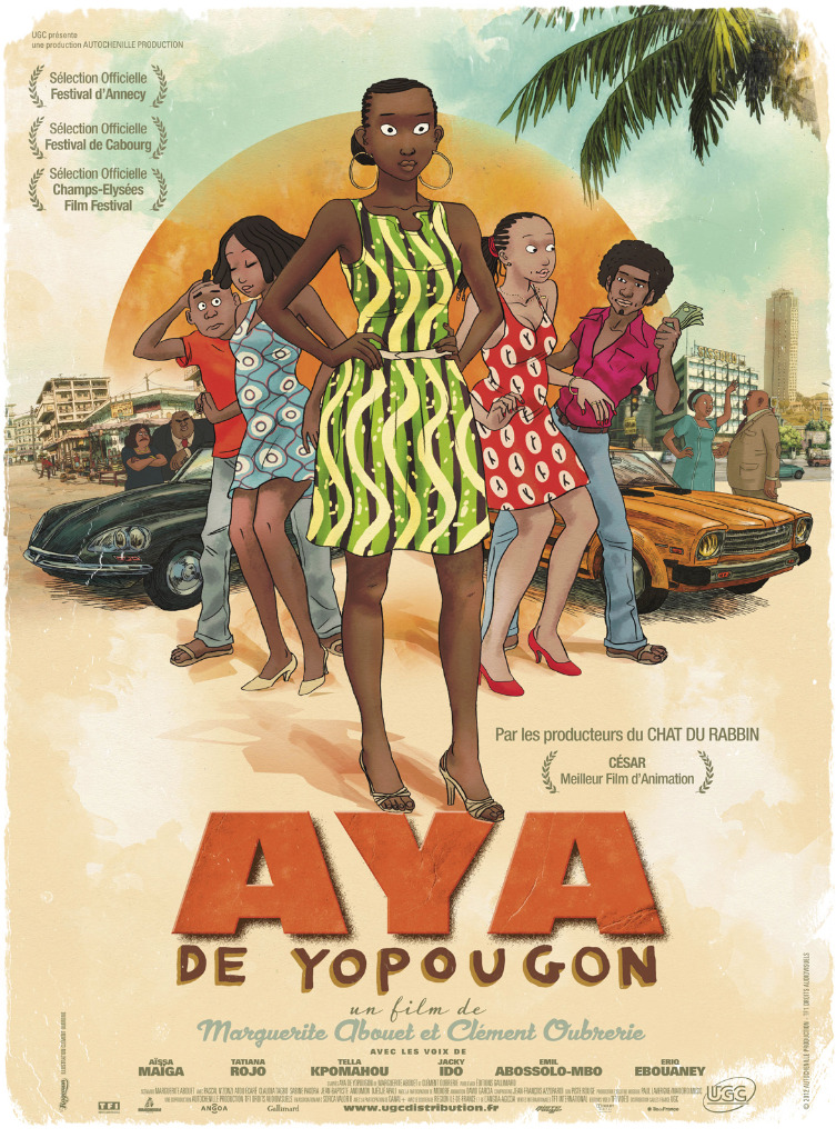 Aya de Yopougon streaming film