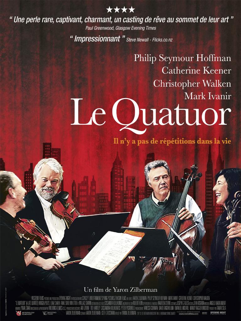 Le Quatuor [VOSTFR] [BRRiP]
