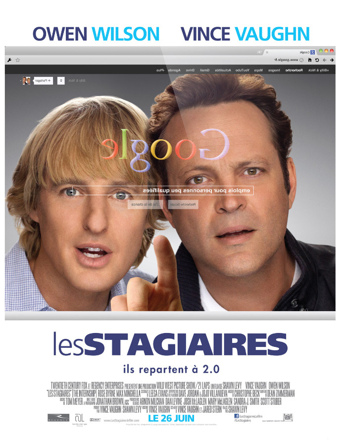 Les Stagiaires [ Streaming VK illimite ]
