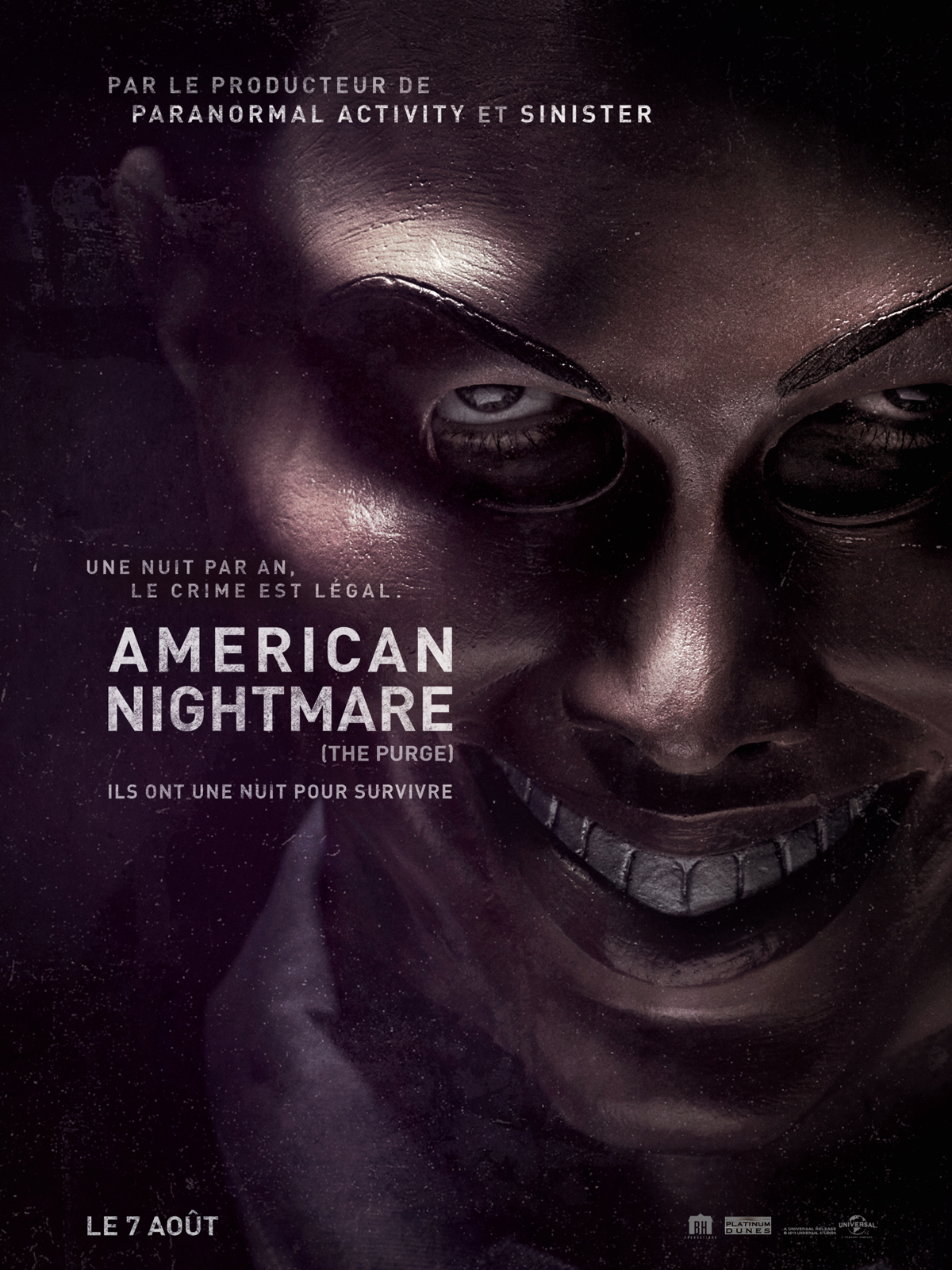 American Nightmare | Multi | Blu-Ray 720p | 2013  | ReUp 28/09/2013