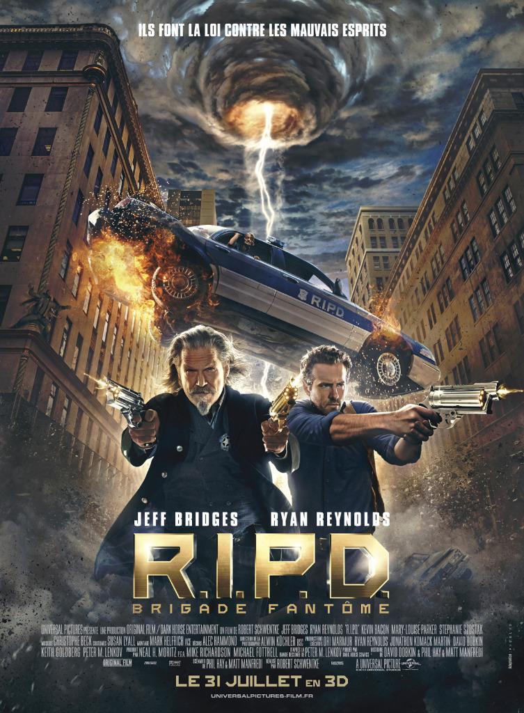 R.I.P.D. Brigade Fantome TRUEFRENCH DVDRiP