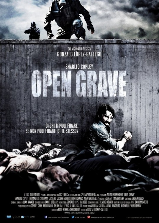 Open Grave streaming