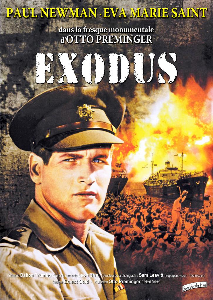 Exodus - film 1960 - AlloCiné