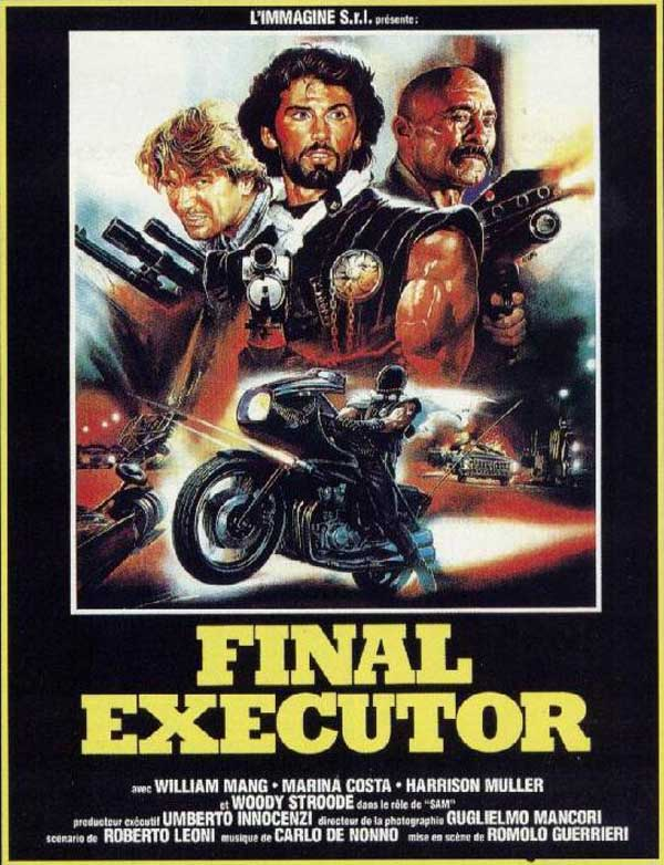 The final executioner streaming