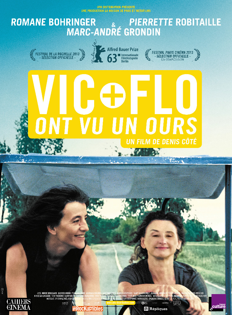 Vic  & Flo ont vu un ours  VFQ     RE UP