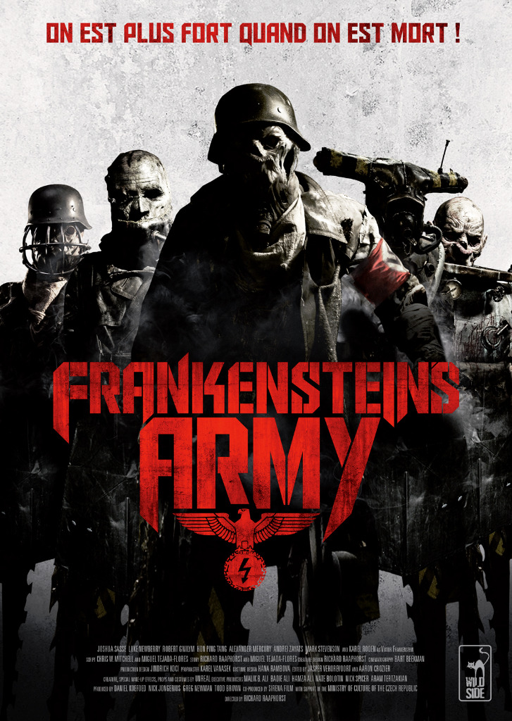 Frankenstein's Army (2013) [MULTI-FRENCH] [Blu-Ray 1080p]