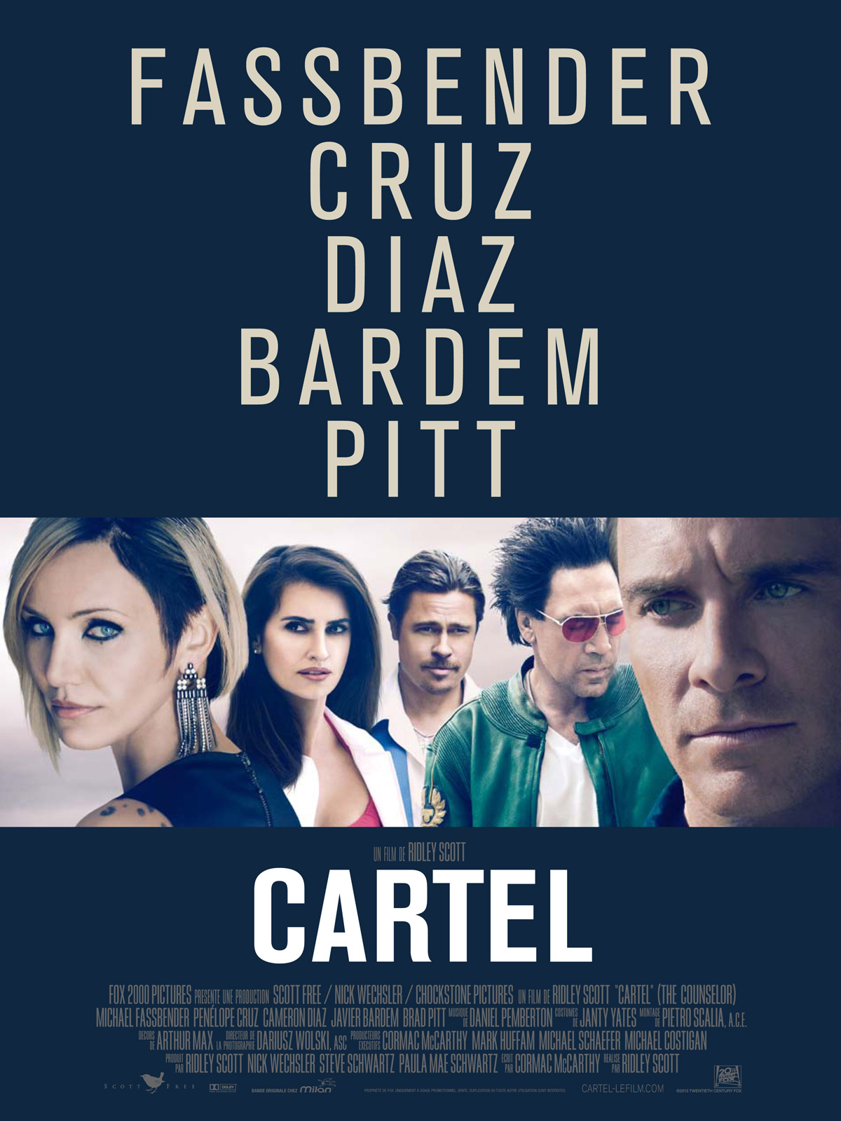 Regarder le film Cartel en streaming