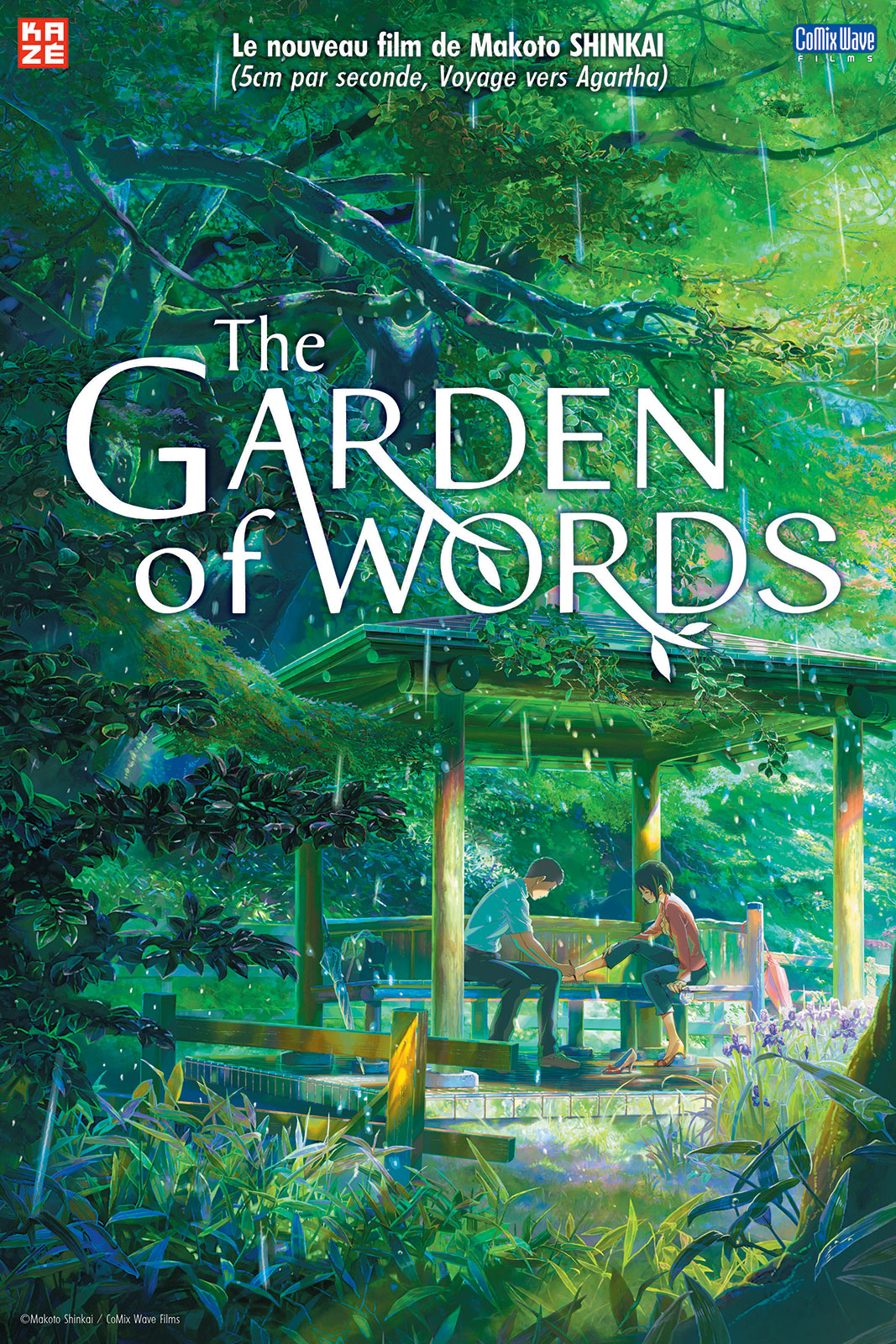 [FILM/MANGA] The Garden of Words (Kotonoha no Niwa) 21053681_20131029150808788