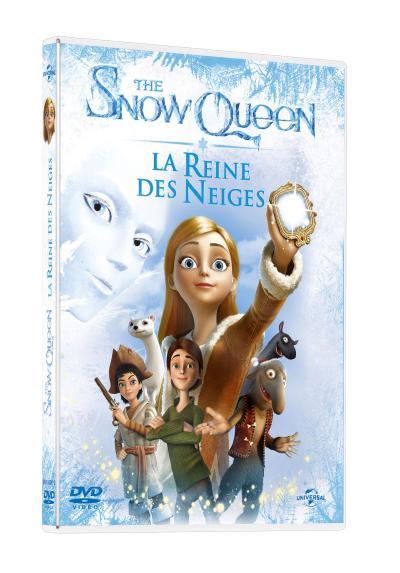 Streetprez r sultat pour le film the snow queen la for Miroir magique production