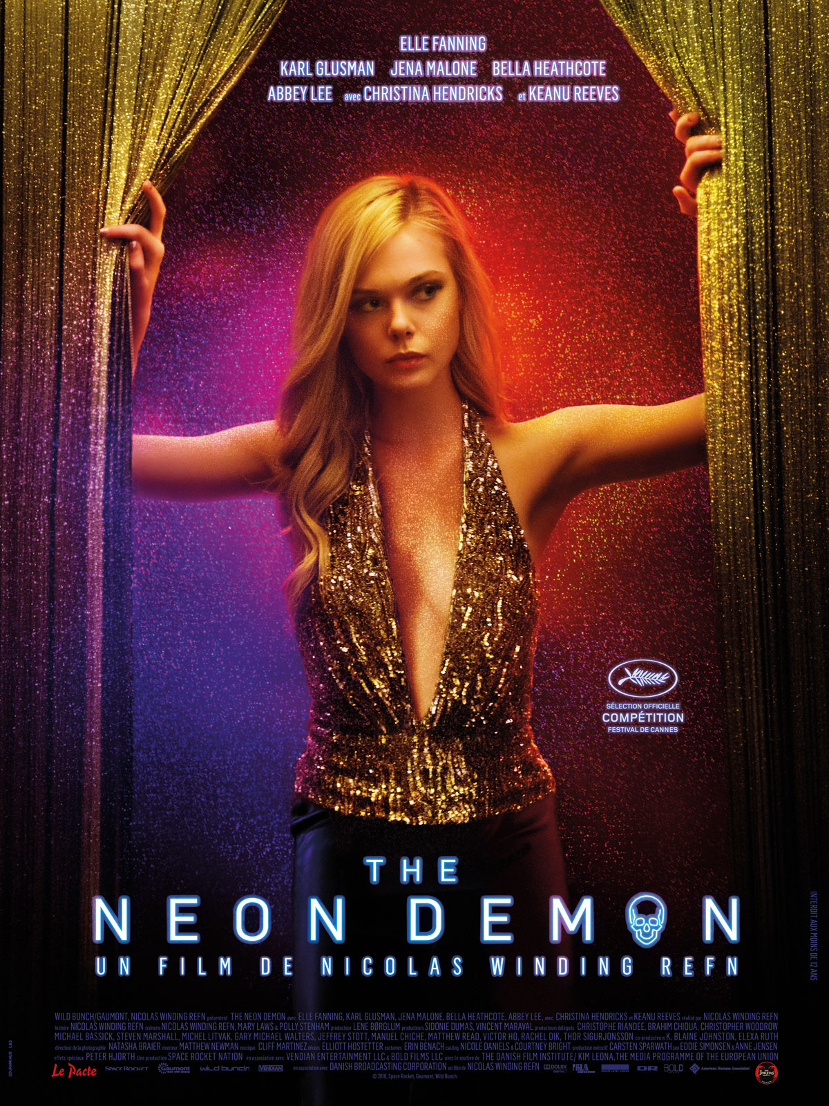 the neon demon streaming