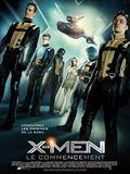 X-Men: Le Commencement...