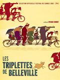 Photo : Les Triplettes de Belleville