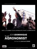 Photo : Jean Dominique, the agronomist