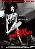 Photo : Crime passionnel