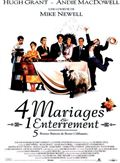 Photo : Quatre mariages et un enterrement