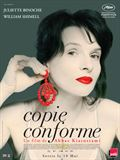 Photo : Copie conforme