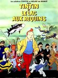 Photo : Tintin et le lac aux requins