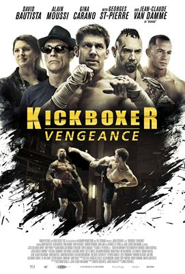 Kickboxer: Vengeance french dvdrip