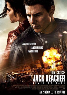 Jack Reacher Never Go Back webrip dvdrip french