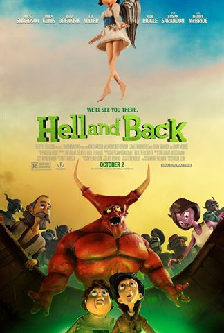 Hell & Back french dvdrip