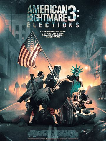 American Nightmare 3 Elections french dvdrip