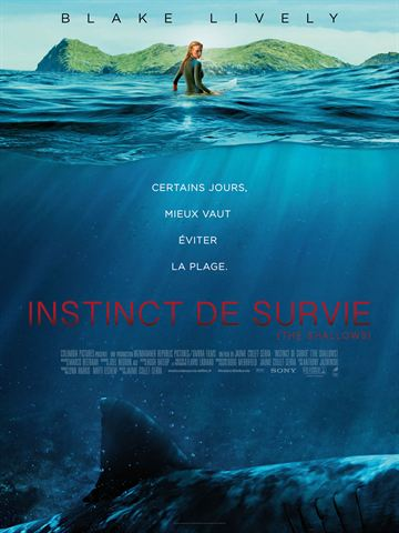 Instinct de survie The Shallows french dvdrip