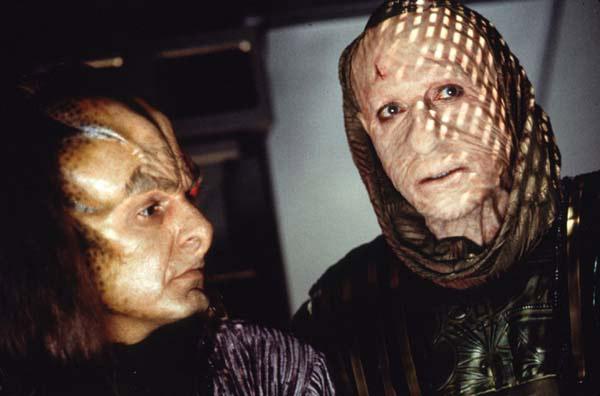 Star Trek: Insurrection : Photo Jonathan Frakes