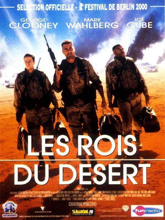 Les Rois du désert : Affiche Ice Cube, Mark Wahlberg