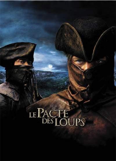 Le Pacte des loups : Affiche Mark Dacascos, Samuel Le Bihan