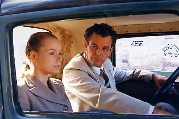 Eden : Photo Danny Huston, Samantha Morton