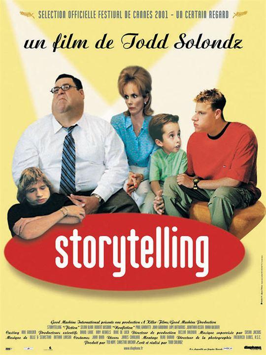 Storytelling : Affiche Julie Hagerty, Todd Solondz