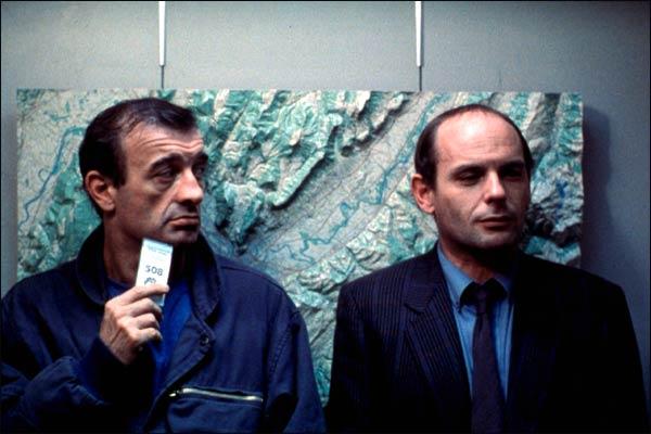 Double messieurs : Photo Jean-François Stévenin, Yves Afonso