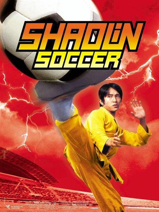 Shaolin Soccer : affiche