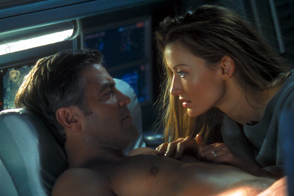 Solaris : Photo George Clooney, Natascha McElhone