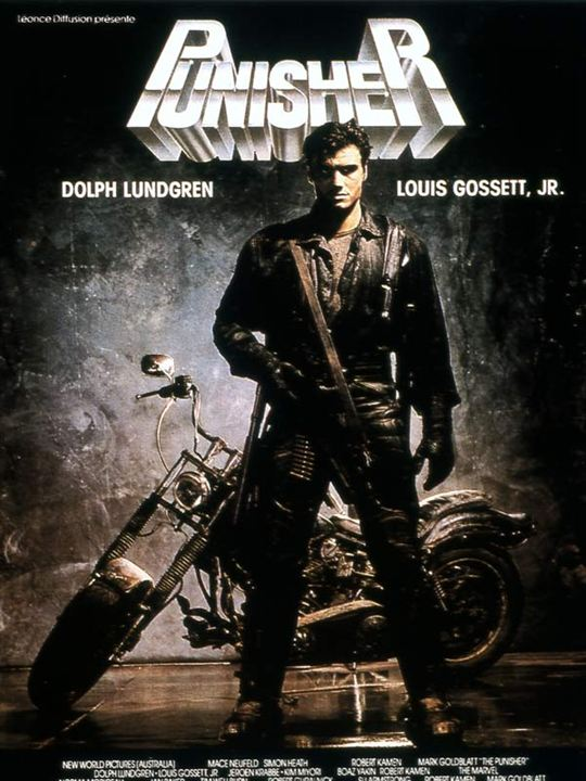 Punisher : Affiche