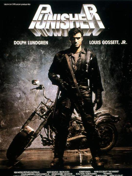 Punisher : Affiche