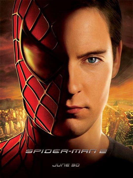 Spider-Man 2 : Affiche