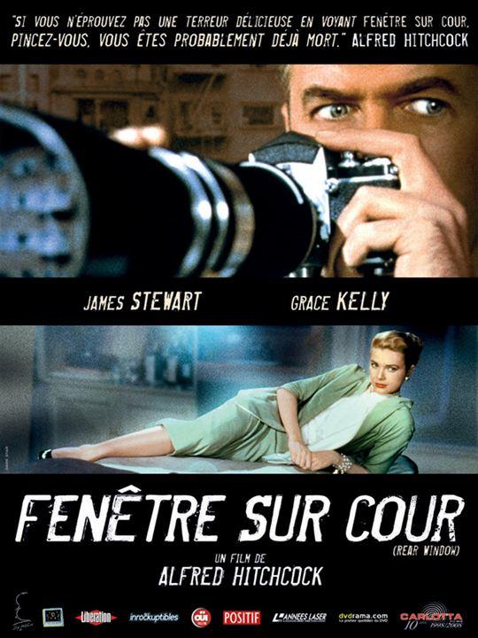 Affiche du film fen tre sur cour affiche 1 sur 2 allocin for Fenetre sur cour film