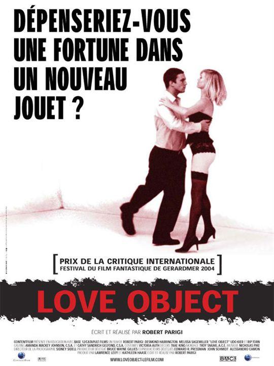 Love object : Affiche Robert Parigi