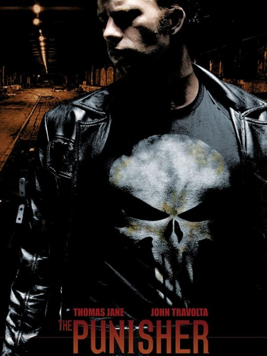 The Punisher : Affiche Jonathan Hensleigh